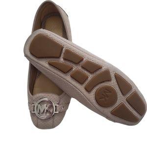 Michael Kors Fulton Moc Flat Slip on - Cream